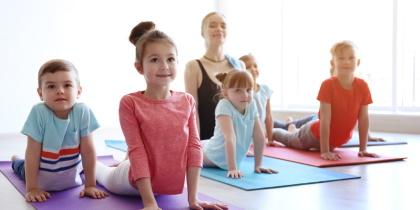 Kurs: Yoga für Kinder